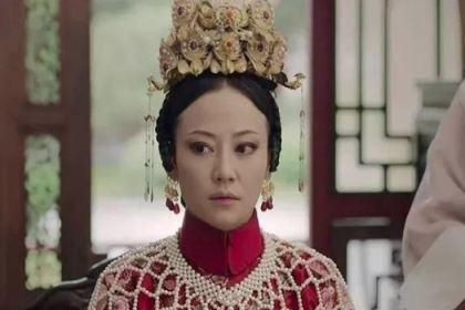 历史上真正的高贵妃,一生都陪伴乾隆