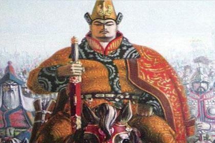 冒顿发明了一种特别的武器,就是为了杀掉父亲夺取王位?