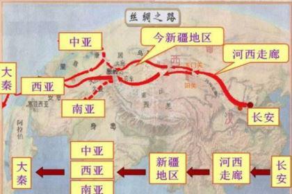 为什么古代中原国家,都要坚持不断往西域打?