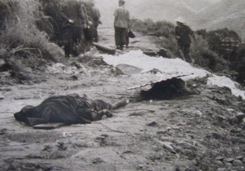 揭秘:中越边境自卫还击战老照片