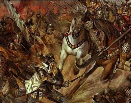 古代击鼓的士兵是没有武器的 那么上战场的时候他们会被杀吗