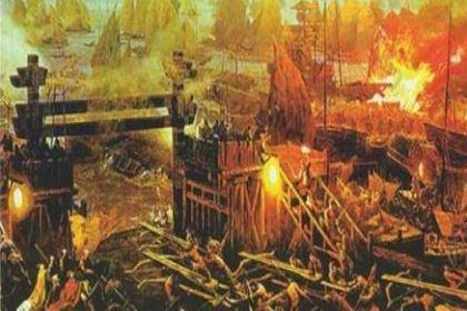 赤壁之战:曹操百万大军竟然败在自家谋士手中?