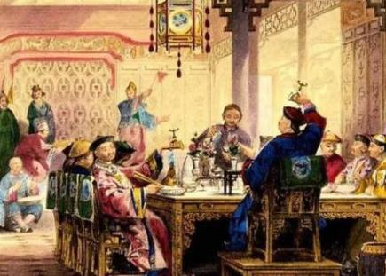 清朝官员为何在夏天穿皮袄围火炉 他怎么做的原因是什么