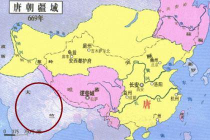 唐朝最厉害的外交家,做了一件惊天动地的事情
