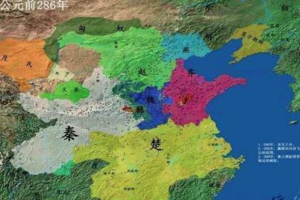 蓝田之战:秦国、韩国、魏国、楚国的四国大战