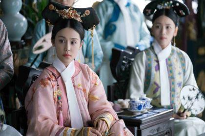 诚嫔:孝圣宪皇后的孙女,封号还与慈禧相同