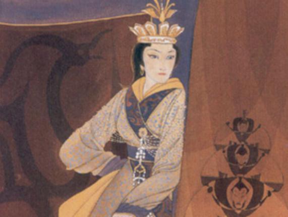 广川王刘去的宠妃昭信:比吕后更狠毒,下场也很凄惨