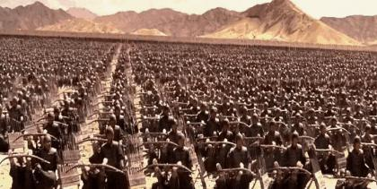 曾经横扫关东六国的大秦精锐到底去了什么地方 为什么项羽能打败秦军呢