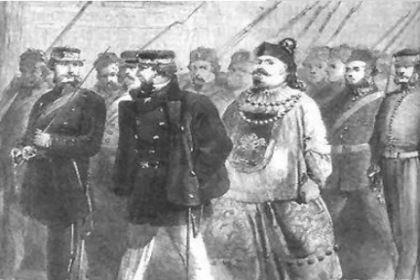 叶名琛:清朝一品大官,却被俘虏到印度