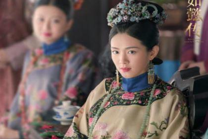 她是乾隆早年最宠爱的妃嫔,失宠其妹妹又被乾隆接进宫