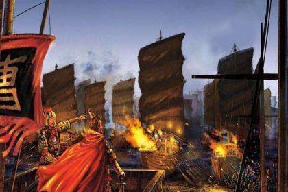 赤壁大战谁是最大的功臣?被世人忽略的鲁子敬!