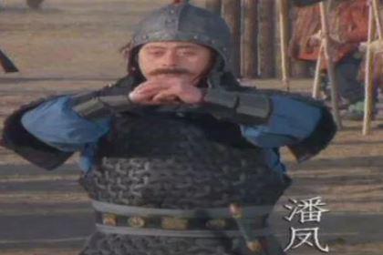 三国死得最冤的一人,潘凤一生经历了什么?