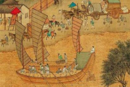 宋代商人是什么样的地位?南宋的商税制度又是什么