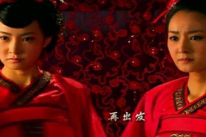 """隋唐演义中尉迟恭有一对""""黑白夫人"""" 历史上尉迟恭真的有这两个老婆吗"""