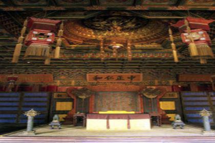历史悠久的汉族宫殿建筑:养心殿的历史沿革