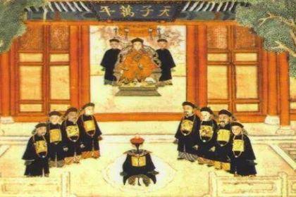 清朝和金朝有什么联系 他们之间是什么关系