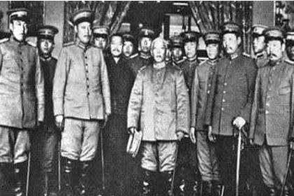 北洋军为什么听命袁世凯而不是清政府?是什么原因