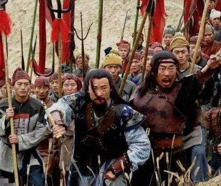他是第一代闯王 同时也是闯王李自成的舅舅
