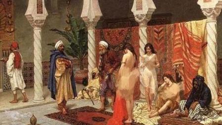 奥斯曼帝国的后宫到底是什么样的 看完还是觉得天朝的太幸福了
