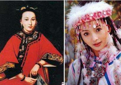 乾隆最宠爱的两个妃子,香妃和令妃谁更胜一筹?