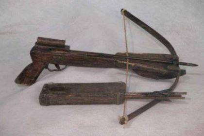 冷兵器时代,称为的国之重器弓弩到底有什么不同?