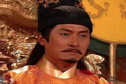 范文从被判死刑,皇帝看了他家的族谱后下令免罪