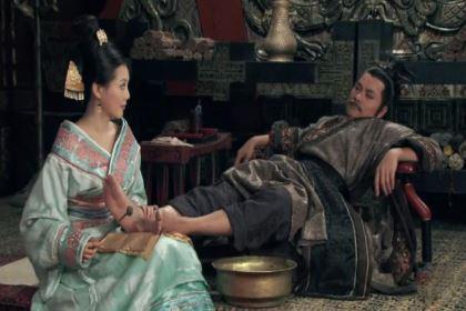 刘邦和吕后那么恩爱,后来为什么疏远了?