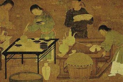"""""""御厨止用羊肉"""",宋朝皇帝为什么喜欢吃羊肉?"""