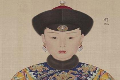 历史上真正的舒妃:曾祖父是权臣纳兰明珠,自己只育有一子