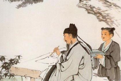 王维写过一首诗,却因此诗而死里逃生