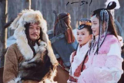 咸安公主:唐朝婚姻最坎坷的公主,8年与4位可汗成亲