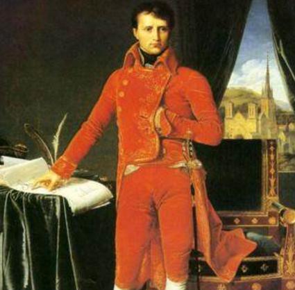 击败拿破仑的人是谁 他为什么会失败呢
