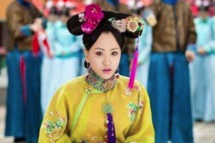 雍正晚年最宠爱的妃子,却被乾隆连降两级
