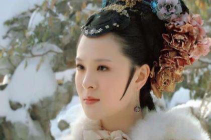 曹琴默跟丽嫔一样也是华妃一党的 为什么她能生下温宜公主呢