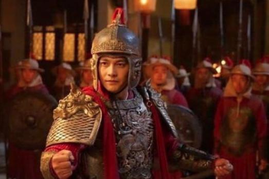 黄森屏:朱元璋的心腹爱将,还在东南亚建了一国