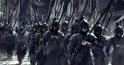 古代打仗第一排都是哪些人呢 他们一般都是什么身份呢