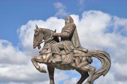 朱元璋没有消灭的对手,最后被多尔衮所灭