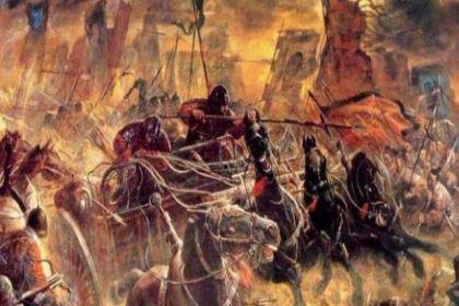 长平之战四十万赵军阵亡,一具尸骨都