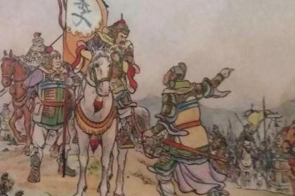 南明悍将刘文秀包围吴三桂的关宁军,最后还被反杀了