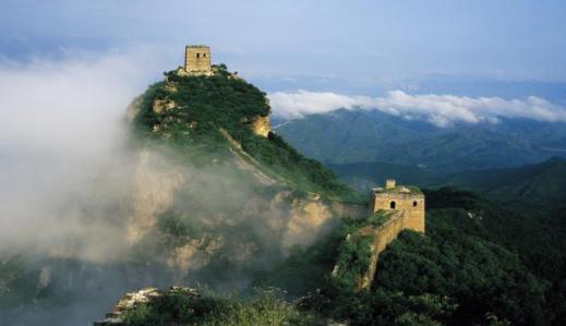 古代地势险峻的地方为什么也要修长城?长城除了阻拦敌人还有什么作用?