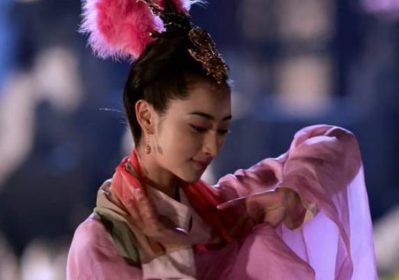 张丽华:陈后主的宠妃,出身贫寒但倾国倾城
