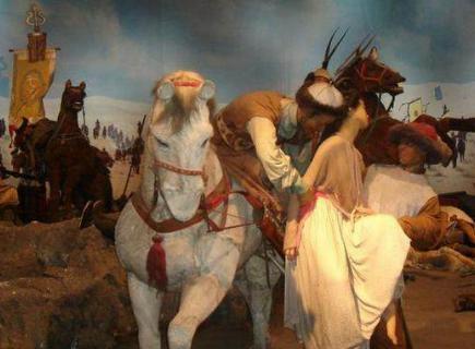 古代是怎么处理女性俘虏的 一般都用什么方式呢