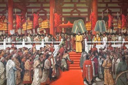 """被誉为""""大唐盛世,万国来朝""""的唐朝,到底有多开放?"""