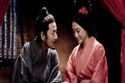 她是刘邦的宠妃,临死前写下一首诗流传至今