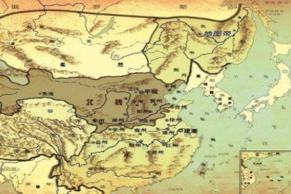 南北朝有一个南齐和北齐,哪个实力更强?