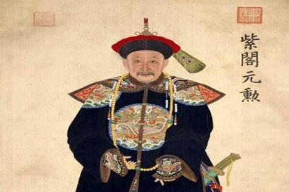 清代将相多死于皇权,此人却得以八十高龄善终?