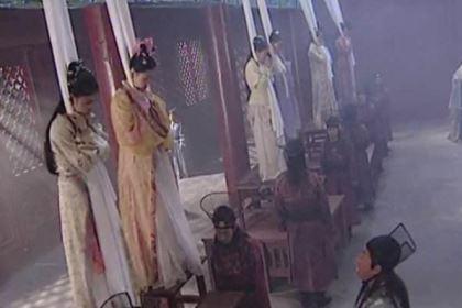 朱元璋死后,48位陪侍过的嫔妃为何都要殉葬?