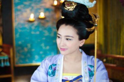 荣国夫人44岁才出嫁,生下一女成千古女帝