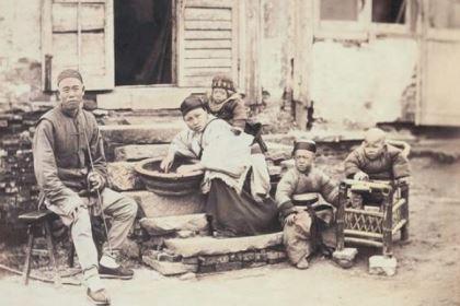 揭秘:清朝农民的真实生活是怎样的?