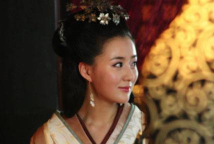张皇后登上后位,却在两年后就香消玉殒